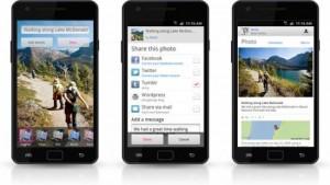 Flickr для Android