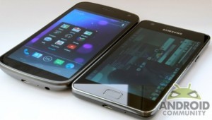 Galaxy Nexus & Samsung Galaxy S