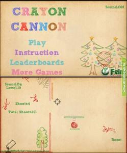 Crayon Cannon