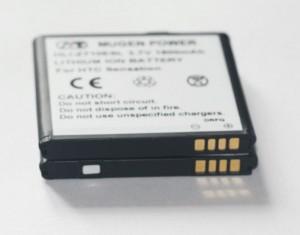 Аккумуляторы HTC и Mugen Power