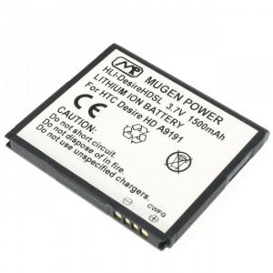 HTC Desire HD 1500mAh Mugen Power Battery