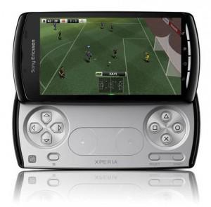 PES 2012 Xperia Play