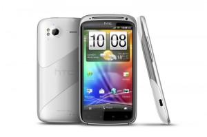 Белый HTC Sensation