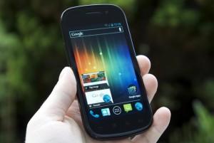 Nexus S ICS