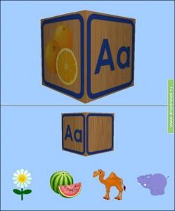 Учим буквы и звуки