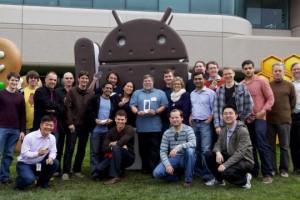 Стив Возняк в Google