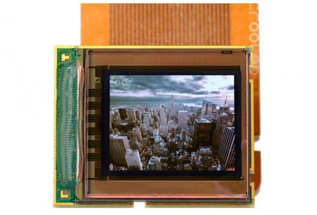 MicroOled Display