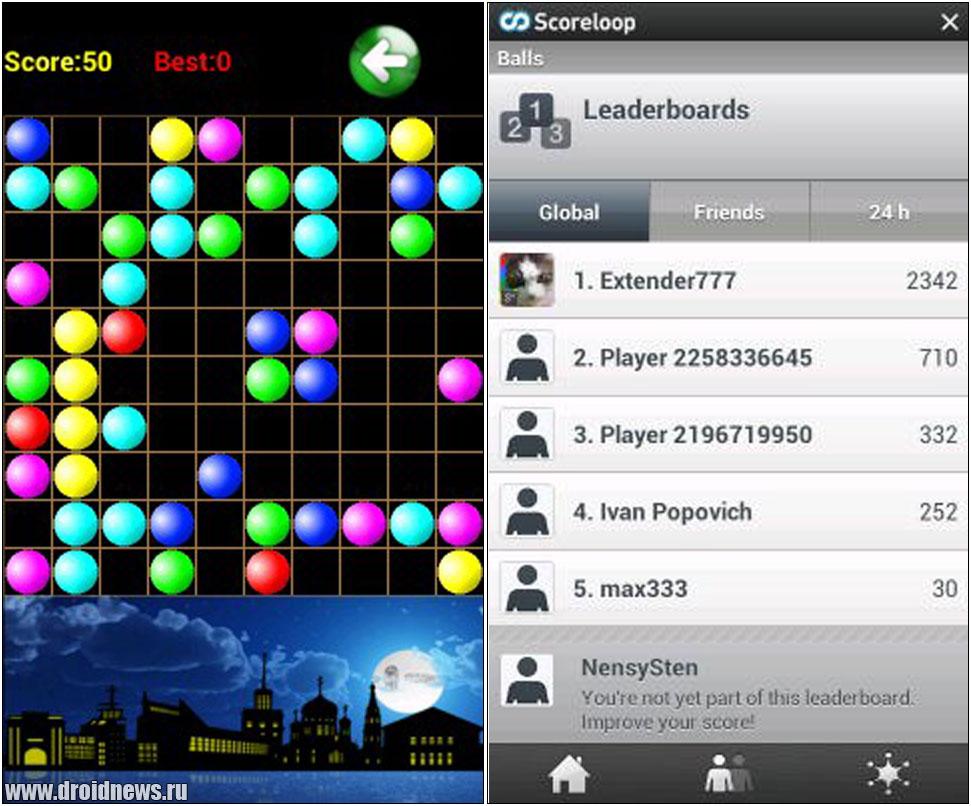 Игра Линии 98 Играть в Lines 98 онлайн // Игры Шарики