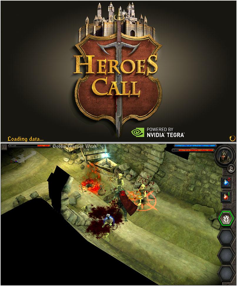 Heroes Call