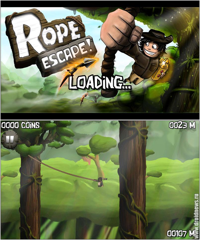 Rope Escape