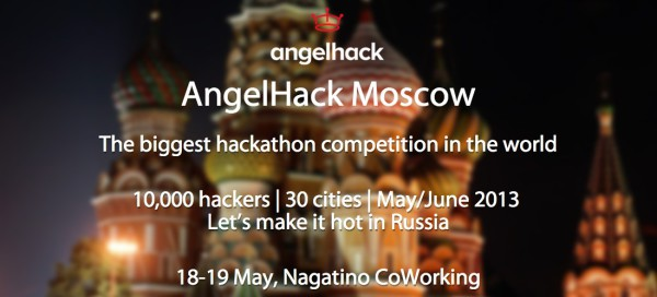 AngelHack Moscow