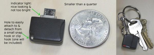 MicroSD Card reader для смартфона