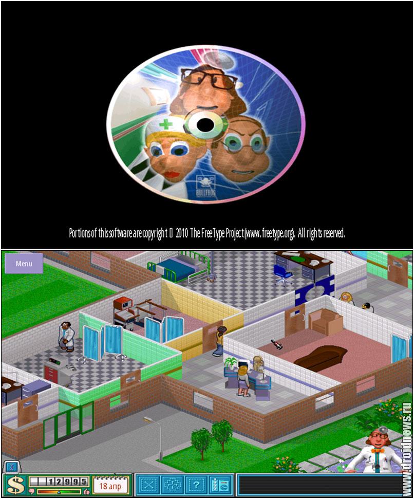 Игры больница на андроид