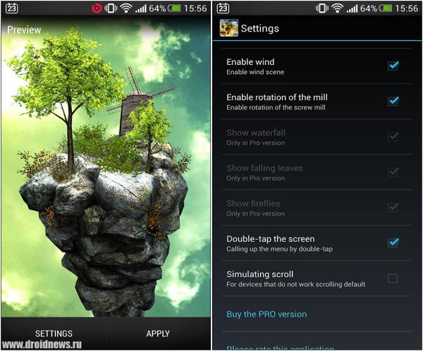 OXON L.W.Apocalypse 3D live wallpaper