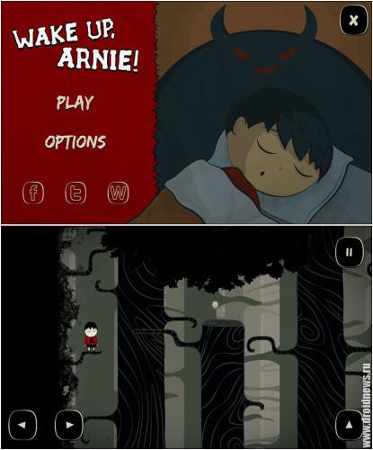 Wake up, Arnie