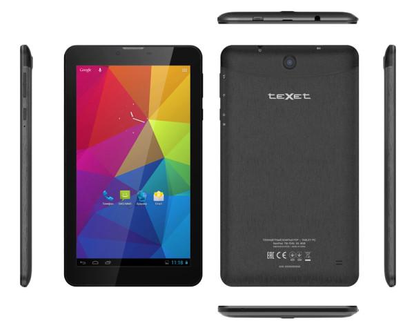 teXet NaviPad Dual SIM
