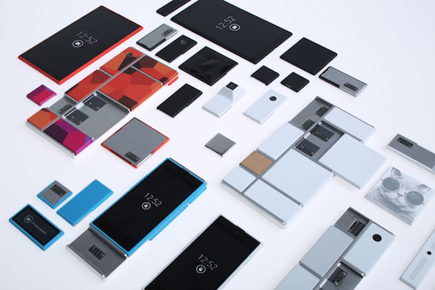 "Motorola ""Project Ara"""