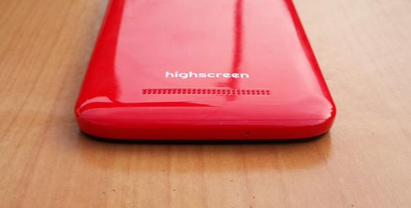 Highscreen Omega Prime Mini