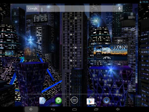 OXON L.W.SPACE CITY FREE 3D