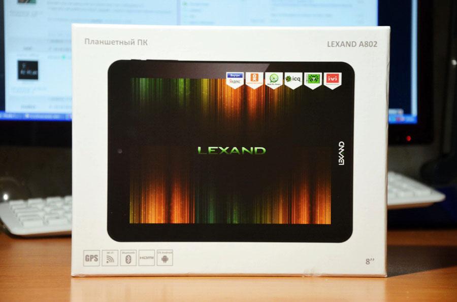 Lexand A802