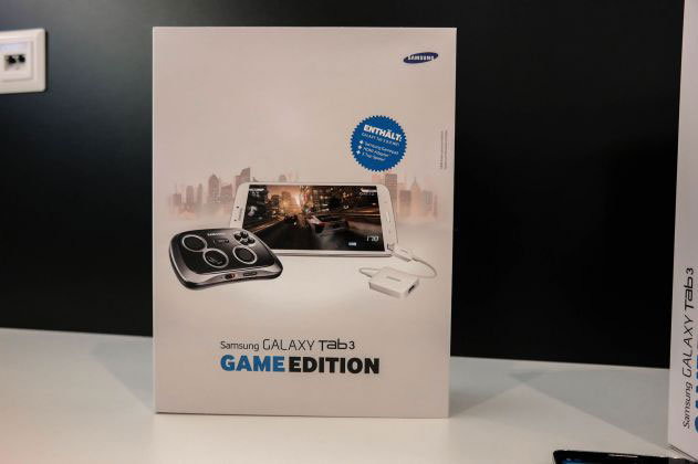 Samsung Glaxy Tab 3 8.0 Game Edition