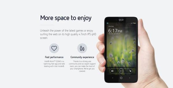Geekphone Revolution