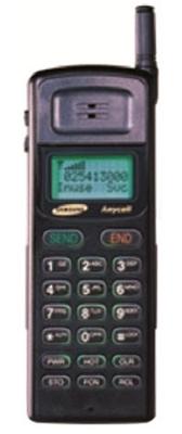 Samsung SH-770 Anycall