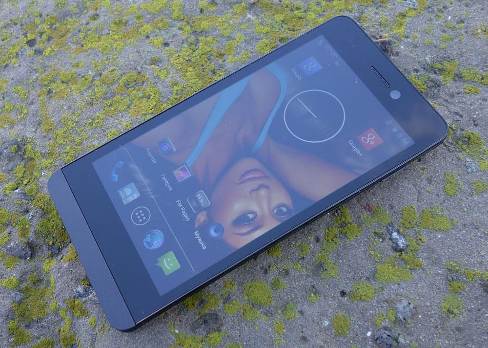 Крышка задняя для iPhone 7 slim черная