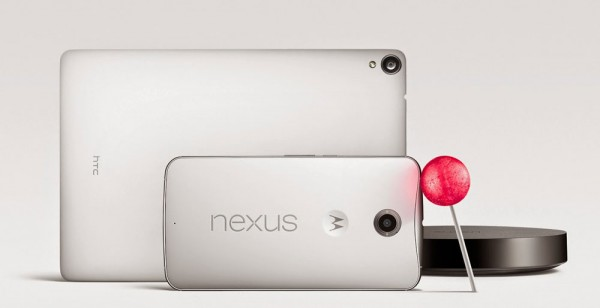 Nexus 6, Nexus 9, Nexus Player