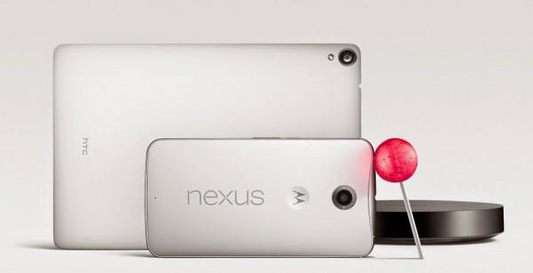 Nexus 6, Nexus 9, Nexus Player