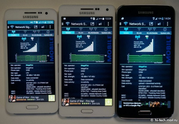 Galaxy-A5-vs-A3-vs-S5-signal-strength