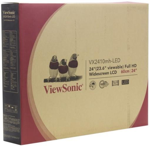 ViewSonic VX2410mh-LED
