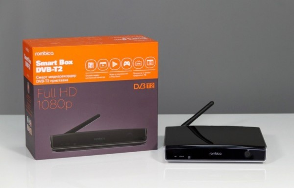 Rombica Smart Box DVB-T2
