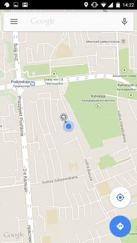 Когда-то Google Maps были удобными картами