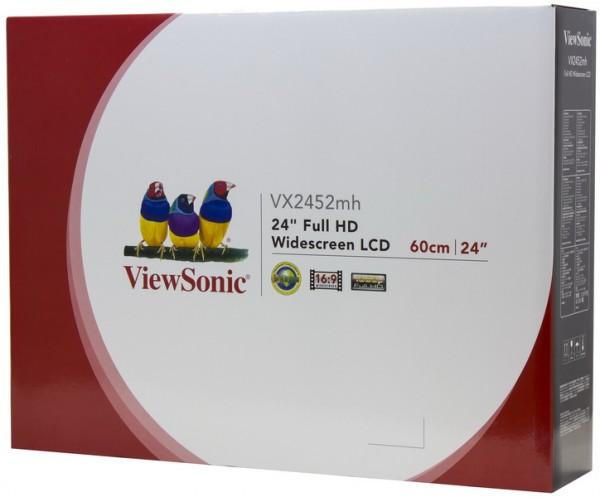 Viewsonic VX2452